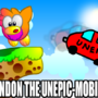 Abandon the unepic-mobile! by FurbyQueen