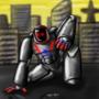 Rogue Robot by Trollfriend