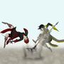 Enrico vs. Chime by pwneropwnage