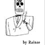 Grim Fandango: Manny Calavera by Rainse