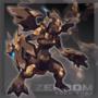 Rock Type Zekrom by Tomycase
