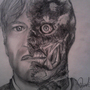 Harvey Dent by MZLART