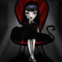 Emily Strange by JudePerera