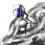 Bluu robot(yes, Bluu)