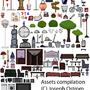 Flash asset compilation