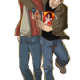 Sam and Dean by doublemaximus