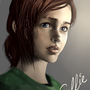 The Last of Us : Ellie by AkiCarlito