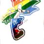 Sonic Rainbow COLOR by AnimeHD1080p