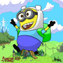 Adventure Time Minion