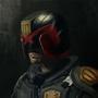 Judge Dredd by TheSilentDane