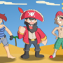 Me hearties by ScruffMuhGruff