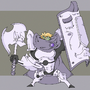 Beryl altnernate armor by AmericanRobot