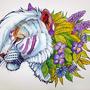 Plant spirit commission - Kai by Maquenda