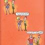 Men's Brains by ToonHole