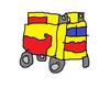Gatling Truck by matias2889
