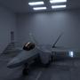 F-22 Raptor by Nasenbaerr