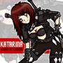 LOL - Katarina by FitzroyHK