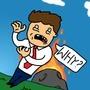 WHY! by GeorgeDudmanCartoons