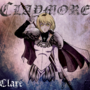 Clare of Claymore by Vlaireice32989