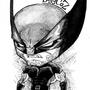 Chibi Wolverine by BiggCaZv2