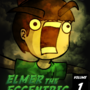 Elmer the Eccentic Vol.1 Cover by MSPToons