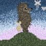 Pixel art Hedgehog by Grigoreen