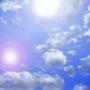 Blue Sky by Silvertwilight