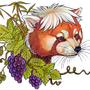 Plant spirit commission - Zerg by Maquenda