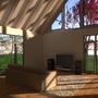 living room by Nasenbaerr