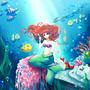 Under the Sea by ZakkVanBurace