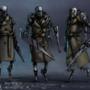 cyberpunk designs by azelinus