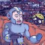 3rd World Megaman by Rajimann