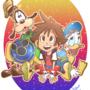 Kingdom Hearts Cuteness! by doublemaximus