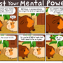 Test Your Mental Powers by WaldFlieger