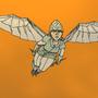 Adri with Wings by SethBrady