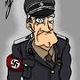 Nazi WW2 General by Chizem
