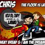 MC Chris Tour Poster by Fatty-D