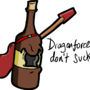 Wine Lock by AwesomeSauceUK