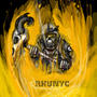 Waist Deep in Flames by Rhunyc