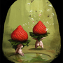 strawberry butt cheeks by jagondudo