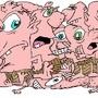 Goblins Cyclops Pink ...