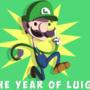 Year of Luigi by Mozzaliam