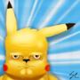 pikachu by SamDrawsGames