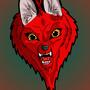 Wolfy! New RJR Logo. by jennyleigh