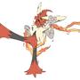 Pokemon SPOILERS-Mega Blaziken by allcreator