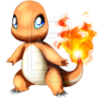 Charmander by SaxonSurokov