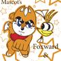 Foxward And Drago by Fox96