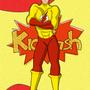 Kid Flash by arpajean