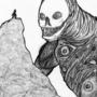 Skeleton Man of Nightmares!!!! by NoiseBox