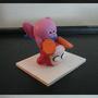 Suplex/Backdrop Kirby by Mario644